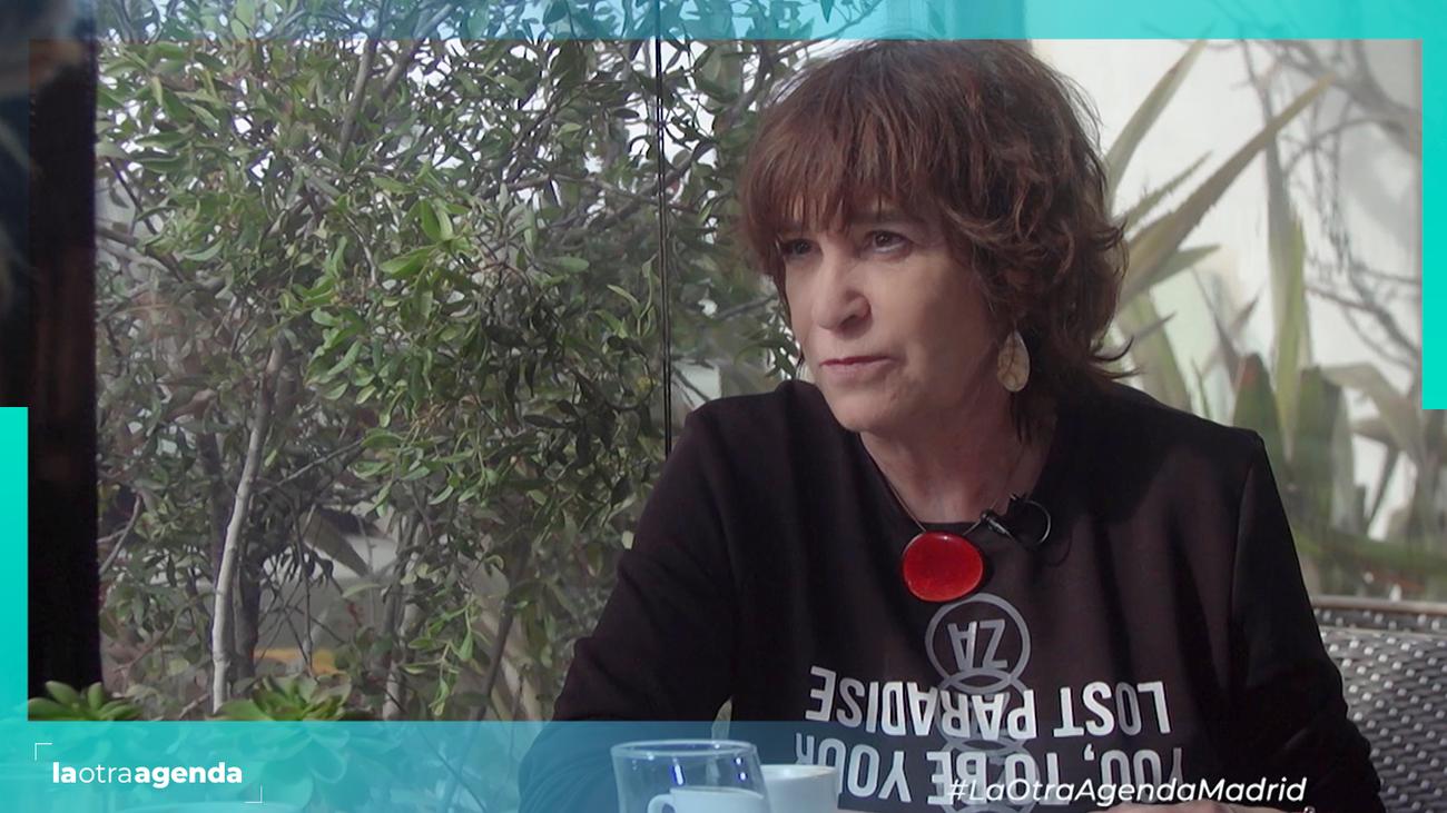 Rosa Montero: feminismo, literatura y vida en LaOtra Agenda