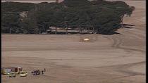 Detonan una bomba de la guerra civil en un descampado de Pozuelo de Alarcón