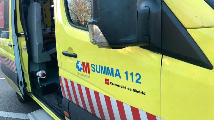 Un joven herido grave al recibir una puñalada en el cuello en Alcorcón