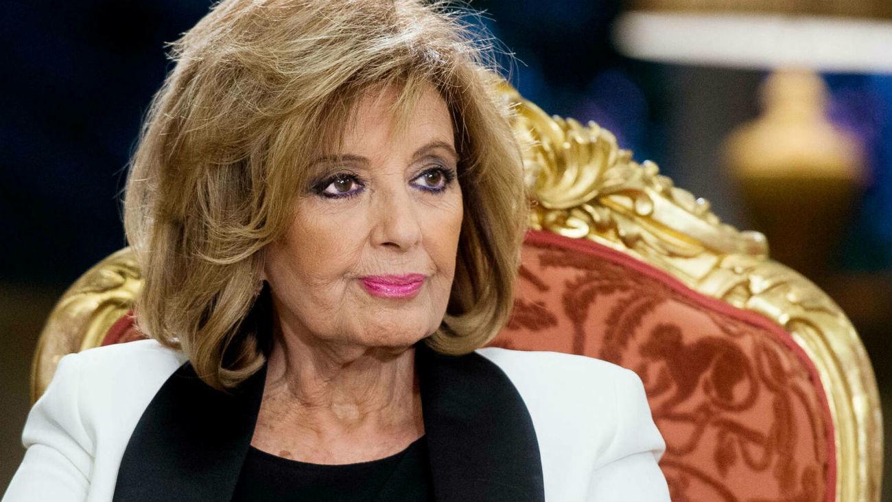 María Teresa Campos se muda