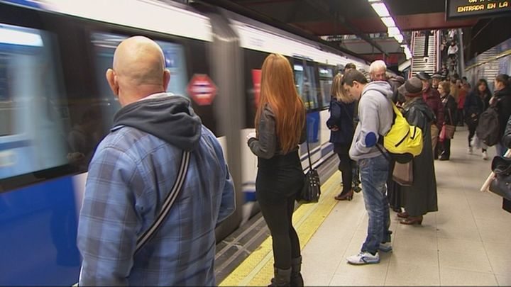 Nueva jornada de paros parciales en las líneas pares de Metro