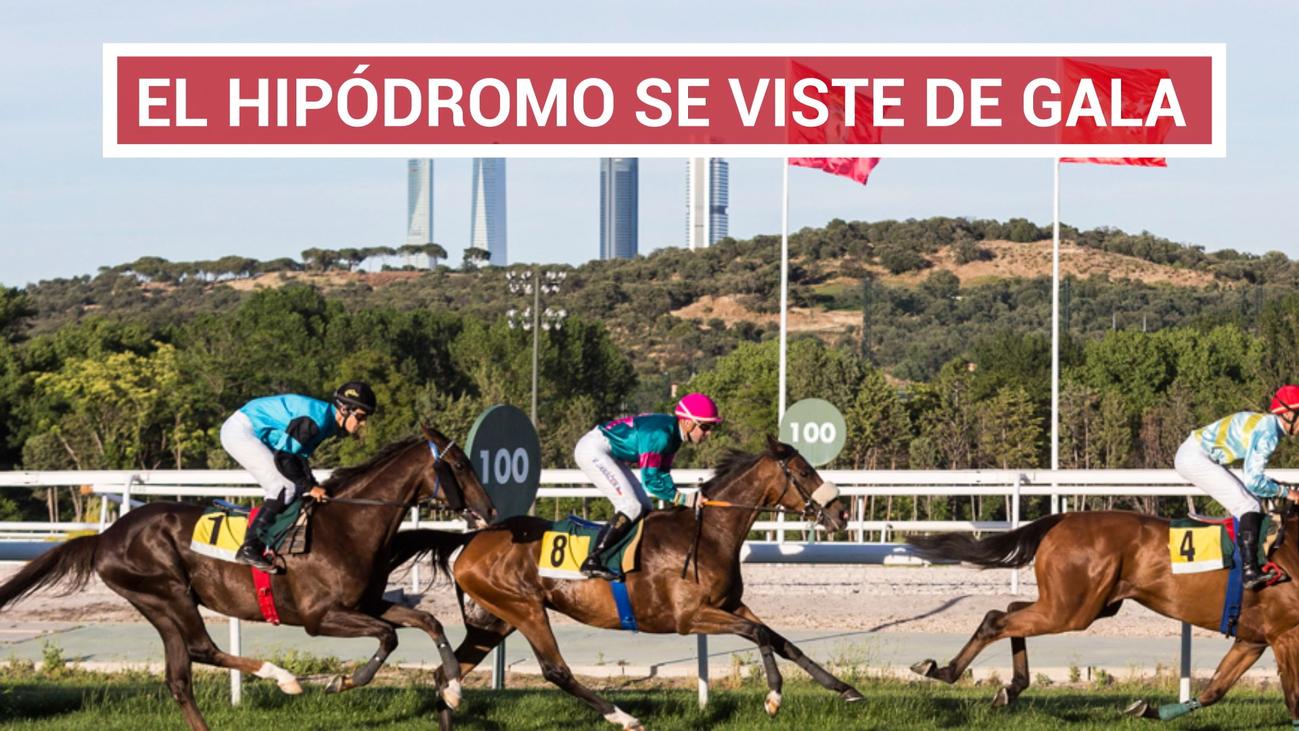 Vuelven las carreras al Hipódromo de la Zarzuela