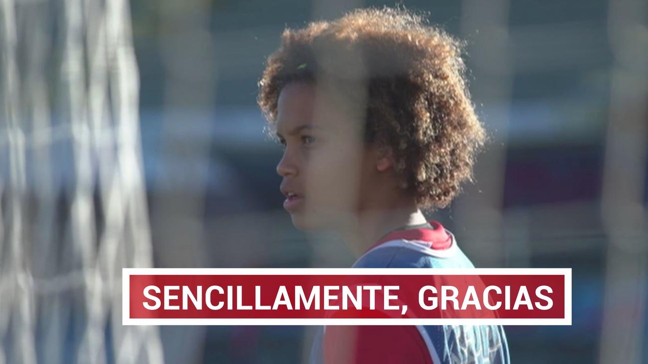 Las nuevas generaciones, agradecidas a las pioneras del fútbol femenino