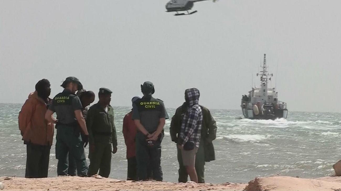La Guardia Civil instruye unidades de élite en los países del Sahel