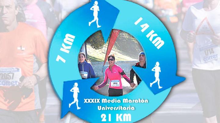 Medio Maratón Universitario, la carrera de todos