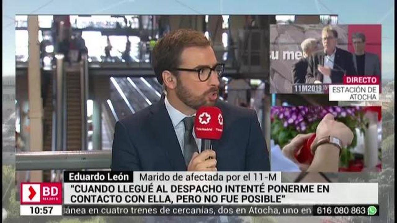 Buenos Días Madrid (10:30 - 11:30) 11.03.2019