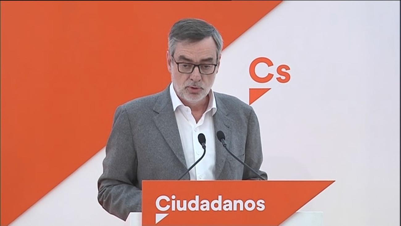 Ciudadanos atribuye a un error humano la existencia de 82 votos falsos en Castilla León