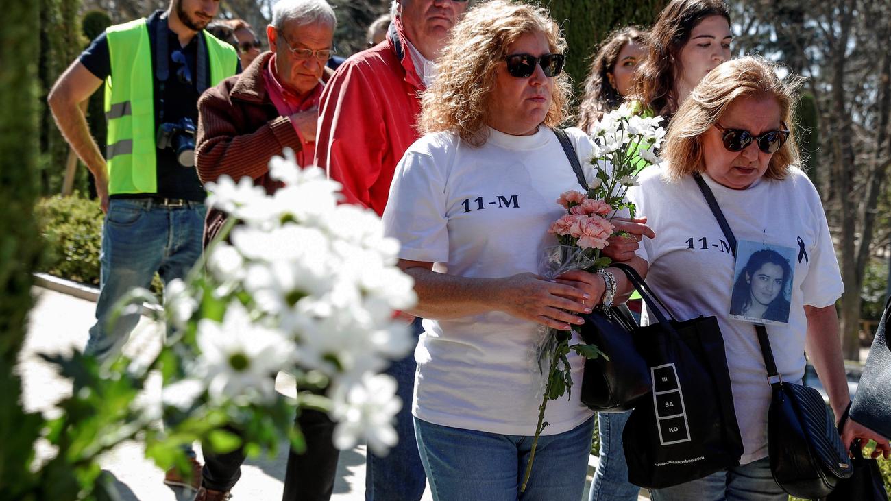 Madrid rinde homenaje a las víctimas de los atentados del 11-M