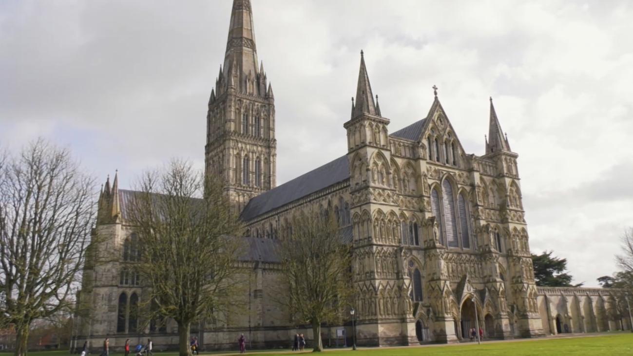 La Catedral de Salisbury, refugio de la Carta Magna