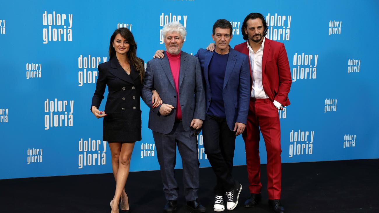 Almodóvar presenta 'Dolor y gloria' y convierte a Banderas en su 'alter ego'