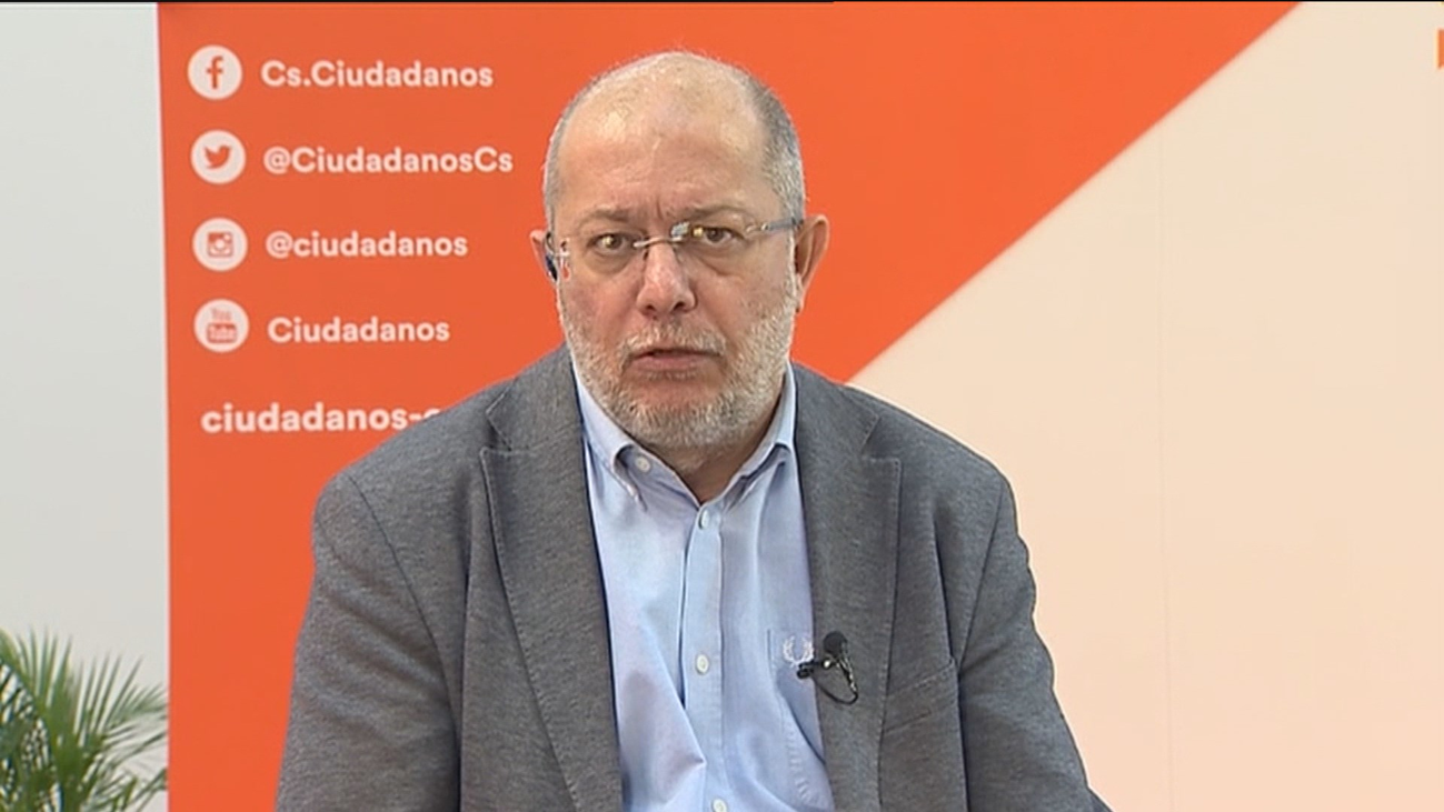 Igea niega que se resienta el liderazgo de Rivera por revocar la proclamación de Clemente