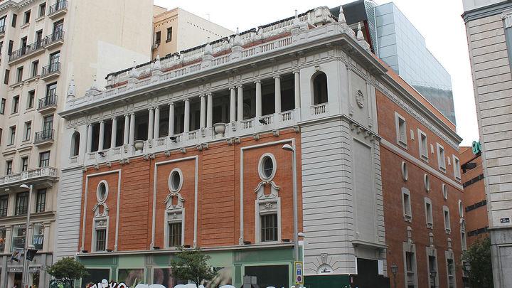 El Palacio de la Música, cerca de convertirse en un teatro