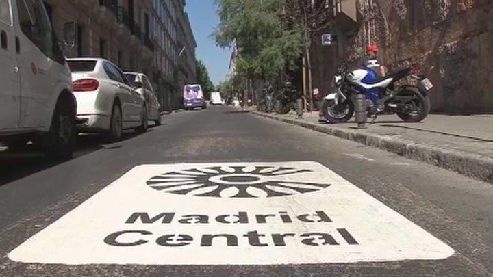 Los cambios en Madrid Central y el despiste de muchos madrileños