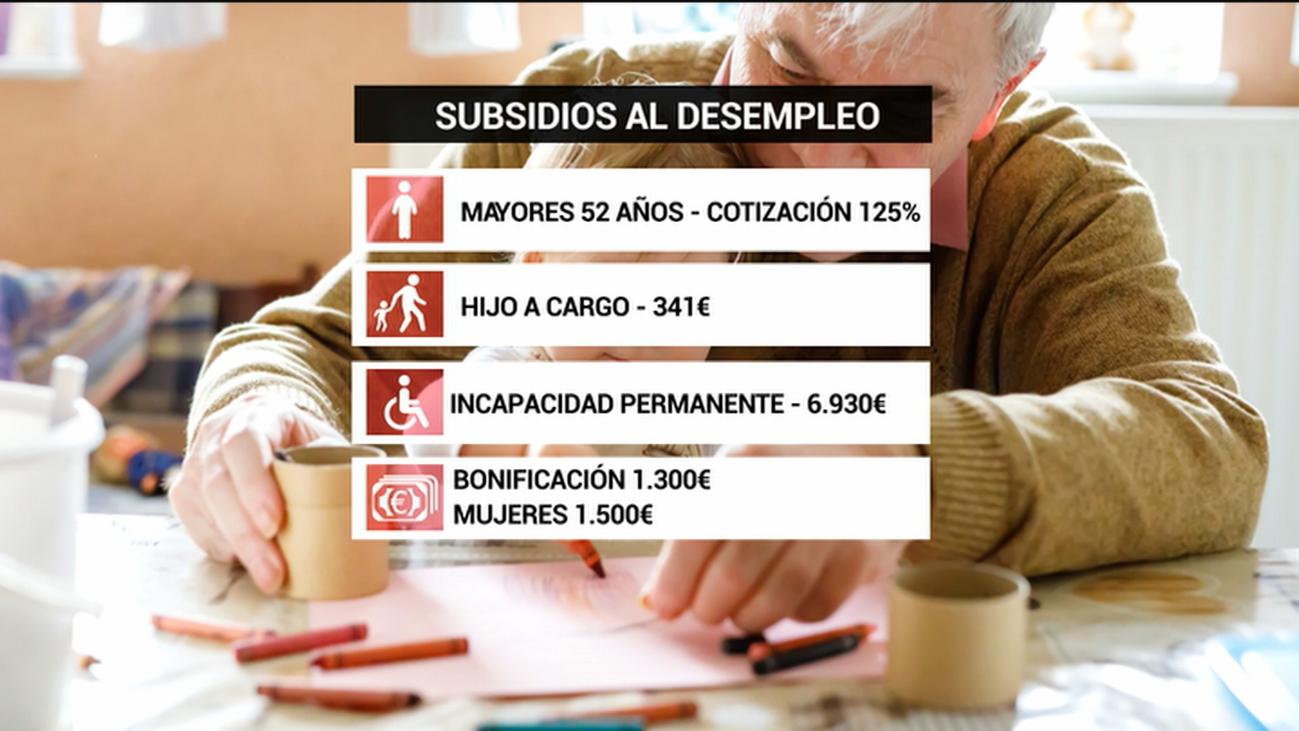 Las claves para entender el nuevo subsidio para mayores de 52 años