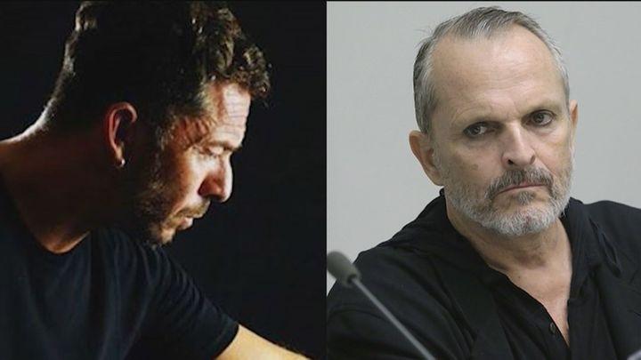 Nacho Palau y Miguel Bosé fueron pareja durante 26 años