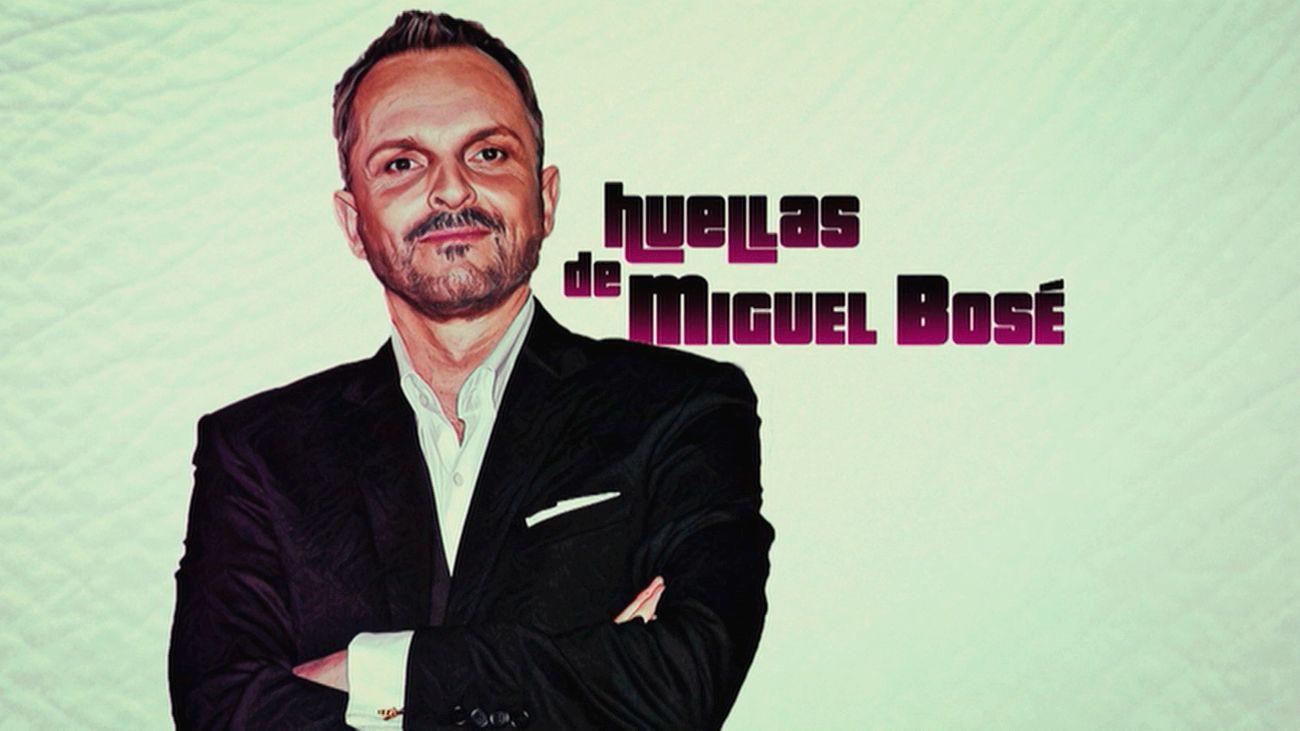 Huellas de Elefante: Miguel Bosé