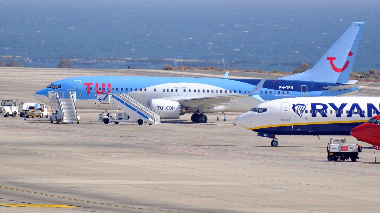 Crisis aérea en Europa con el Boeing 737 MAX 8
