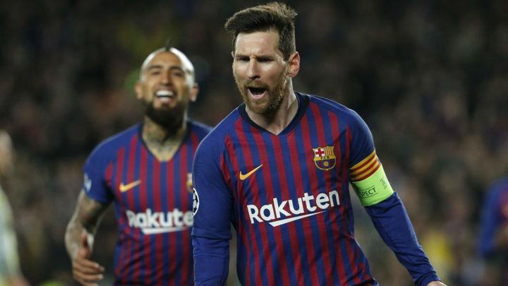 """Messi: """"No sé si el club realmente quería a Neymar"""""""