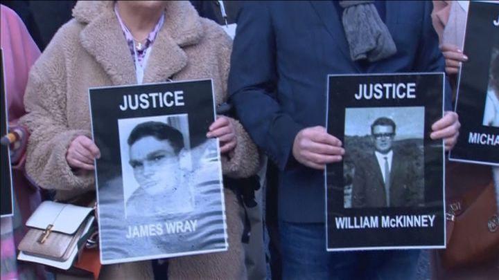 Solo un exsoldado británico será acusado de la masacre del Domingo Sangriento