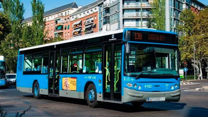 Refuerzo en autobuses en la capital por las obras en Méndez Álvaro y por Madrid Central