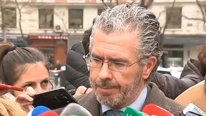 El Supremo confirma los dos años de cárcel para Granados por el chivatazo en el 'caso Púnica'