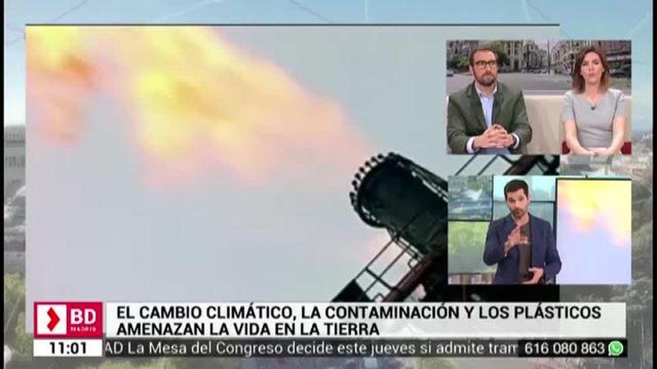 Buenos Días Madrid (10:30 - 11:30) 14.03.2019