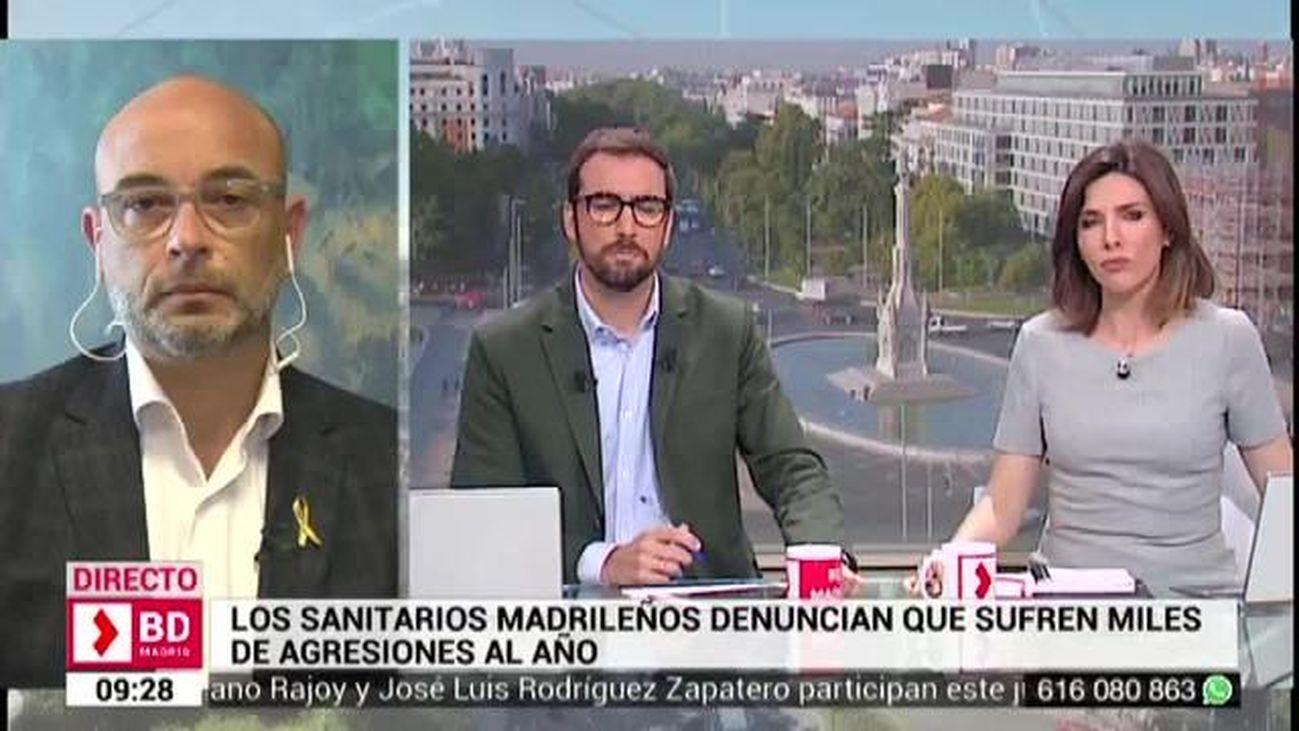 Buenos Días Madrid (8:30 - 10:30) 14.03.2019