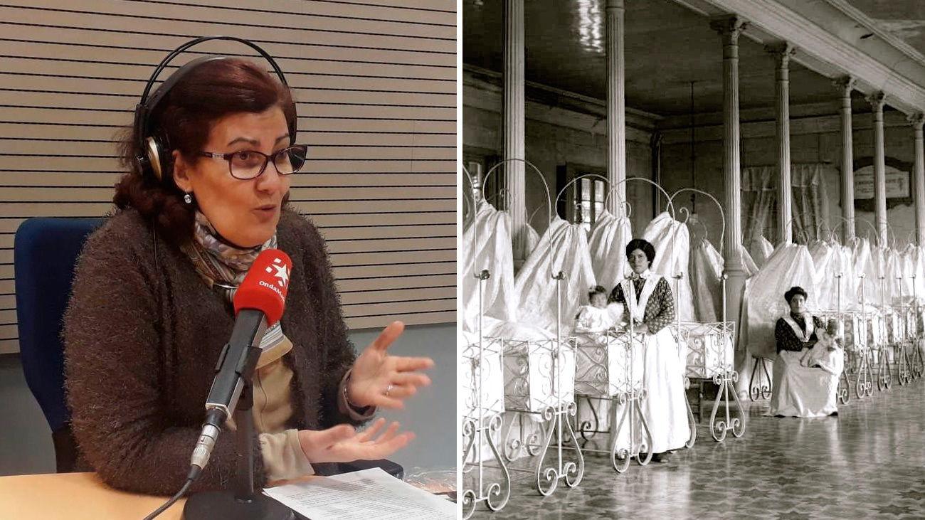 Historia del Colegio de Niños Desamparados de Madrid, contada por Nieves Sobrino