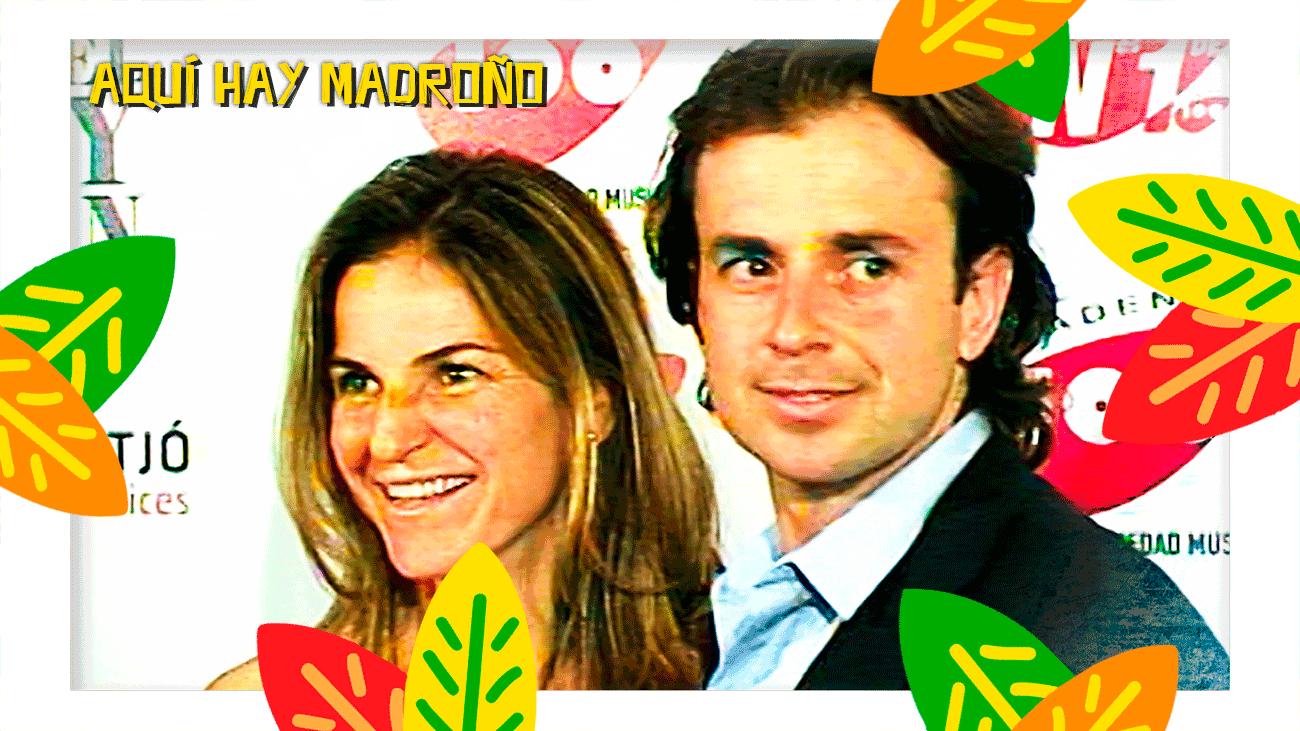 Se intensifica la guerra entre Arantxa Sánchez Vicario y su marido