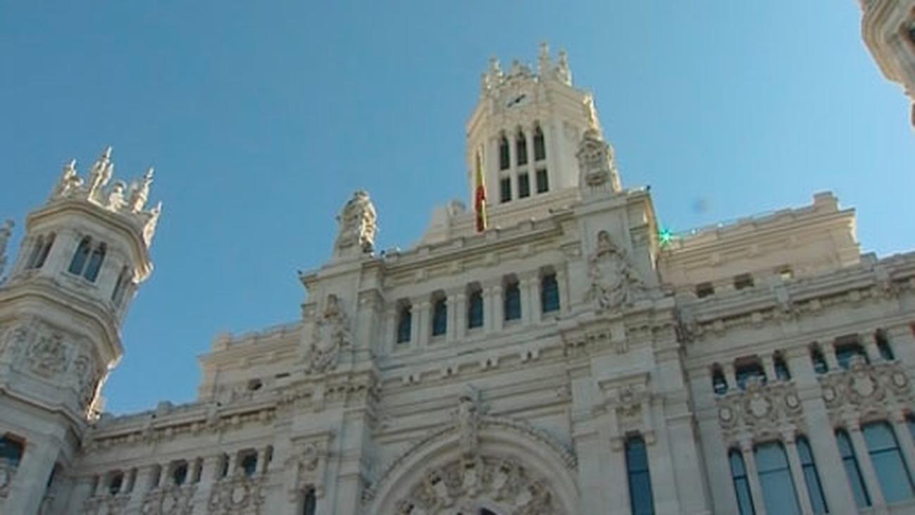 El Palacio de Cibeles de Madrid cumple 100 años