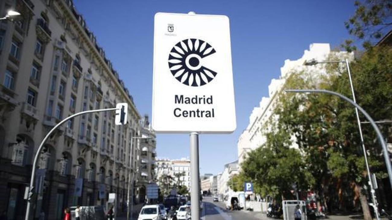Madrid Central reduce en un 38% las emisiones de turismos según Politécnica