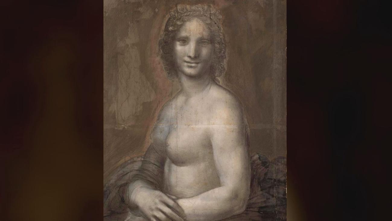 ¿Es este cuadro de Da Vinci?