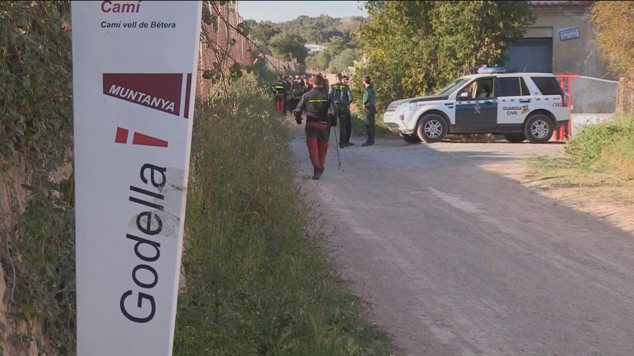 Los dos niños desaparecidos en Godella estaban semienterrados