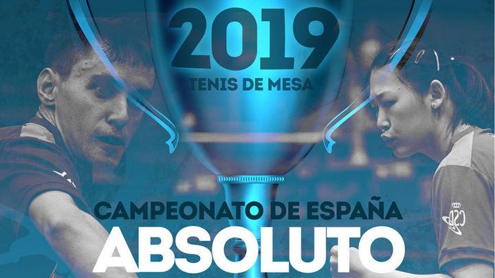 Guadalalara, capital del tenis de mesa español
