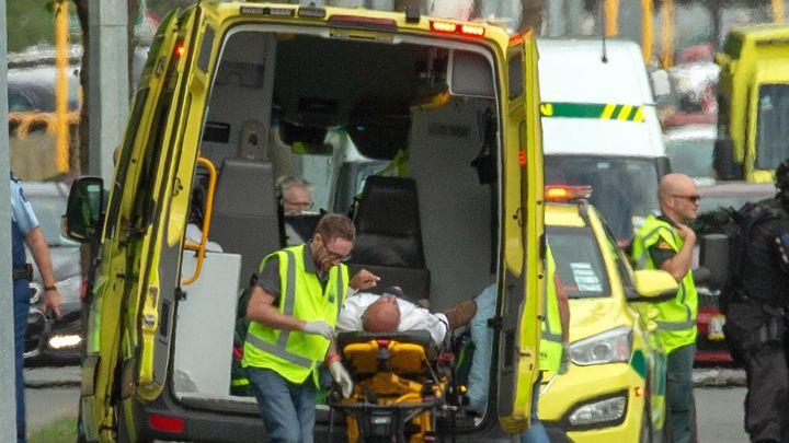 Decenas de muertos en un ataque contra dos mezquitas en Nueva Zelanda