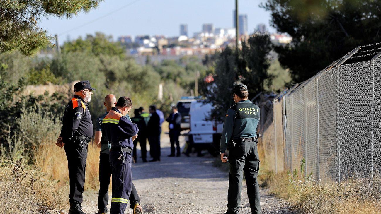 Detenido el padre de los dos niños hallados muertos en Godella