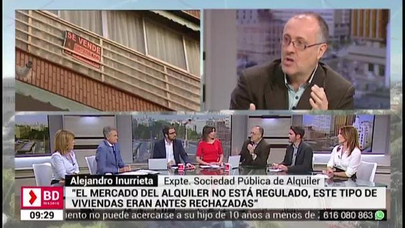 Buenos Días Madrid (8:30 - 10:30) 15.03.2019