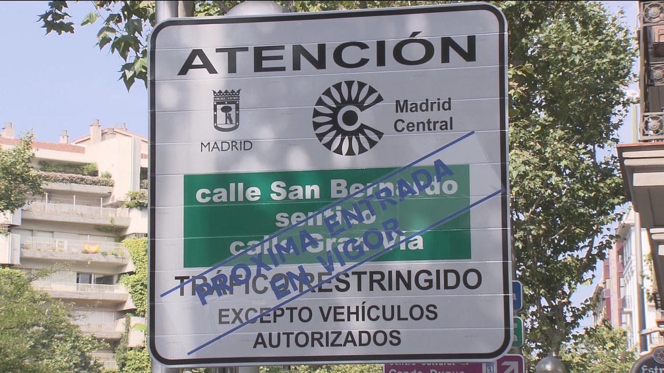 Madrid Central no gusta a la oposición municipal