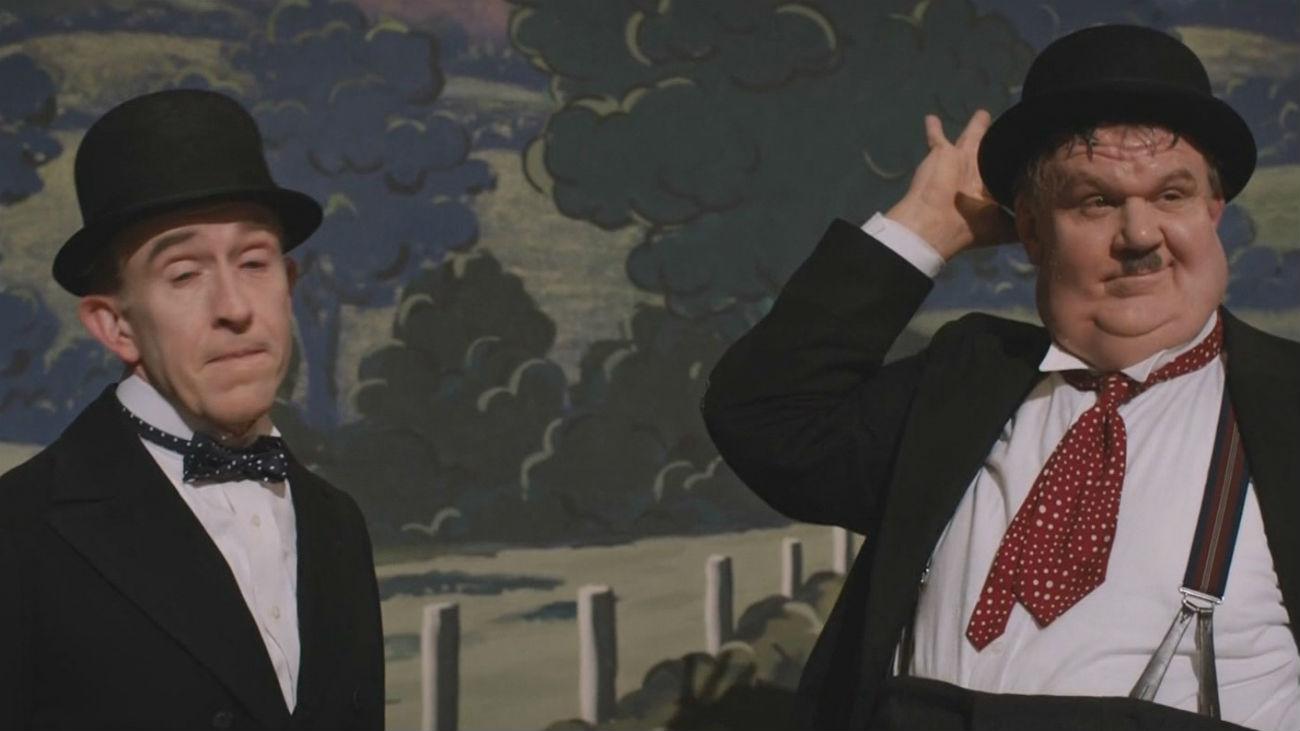 La comedia reina con 'El Gordo y el Flaco'