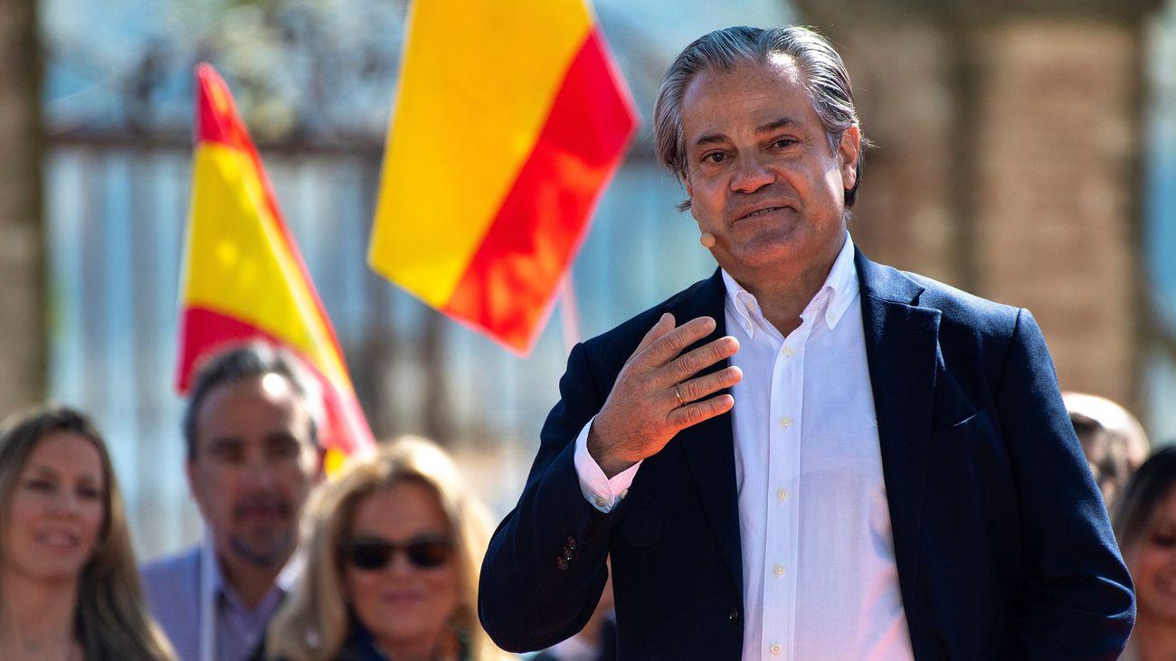 Marcos de Quinto, exvicepresidente de Coca-Cola, 'número dos' de Cs por la lista de Madrid