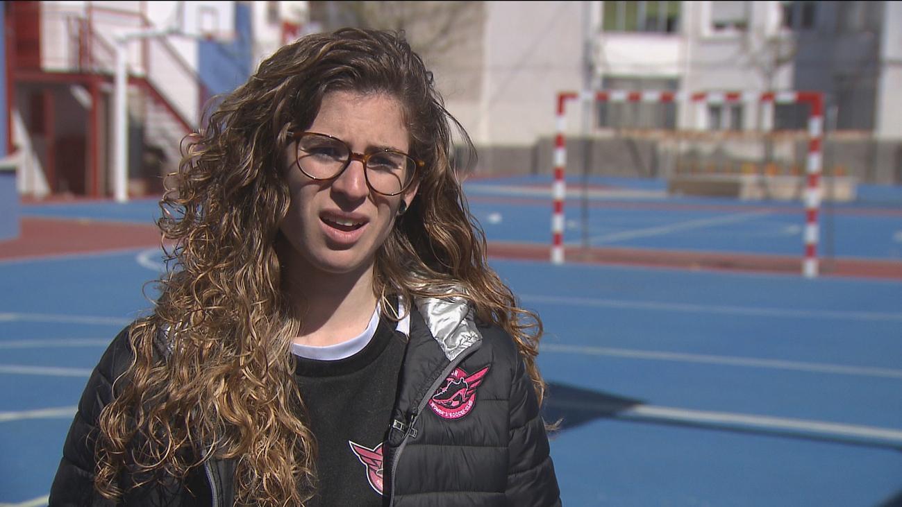 El CD Tacón lanza 'Ninguna niña sin jugar al fútbol'