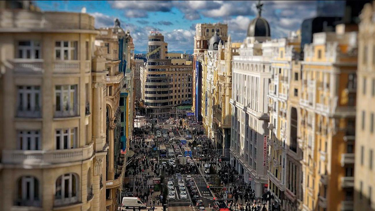 Siete directores harán una película sobre la vida de Madrid