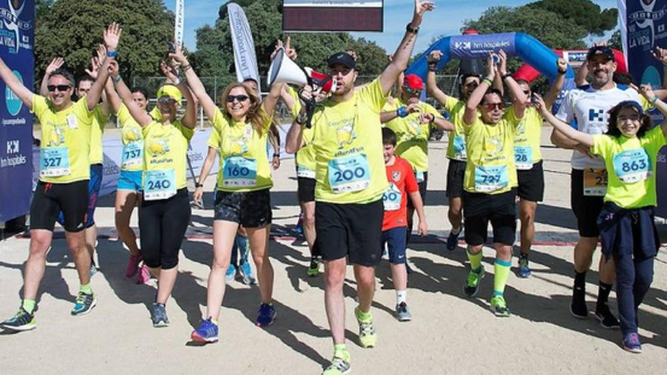 Drinking runners: corredores solidarios