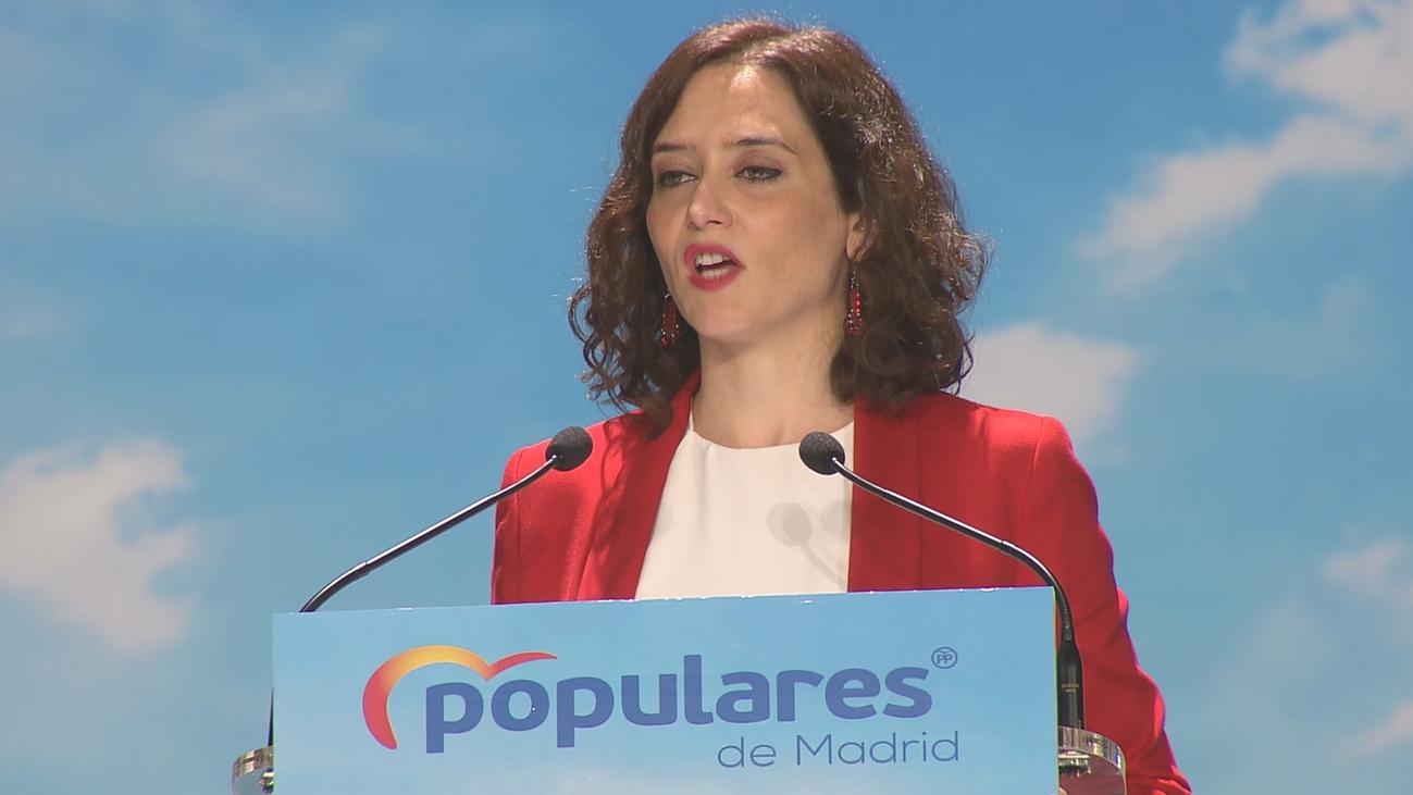 Díaz Ayuso promete nuevos centros de salud en ayuntamientos del sur