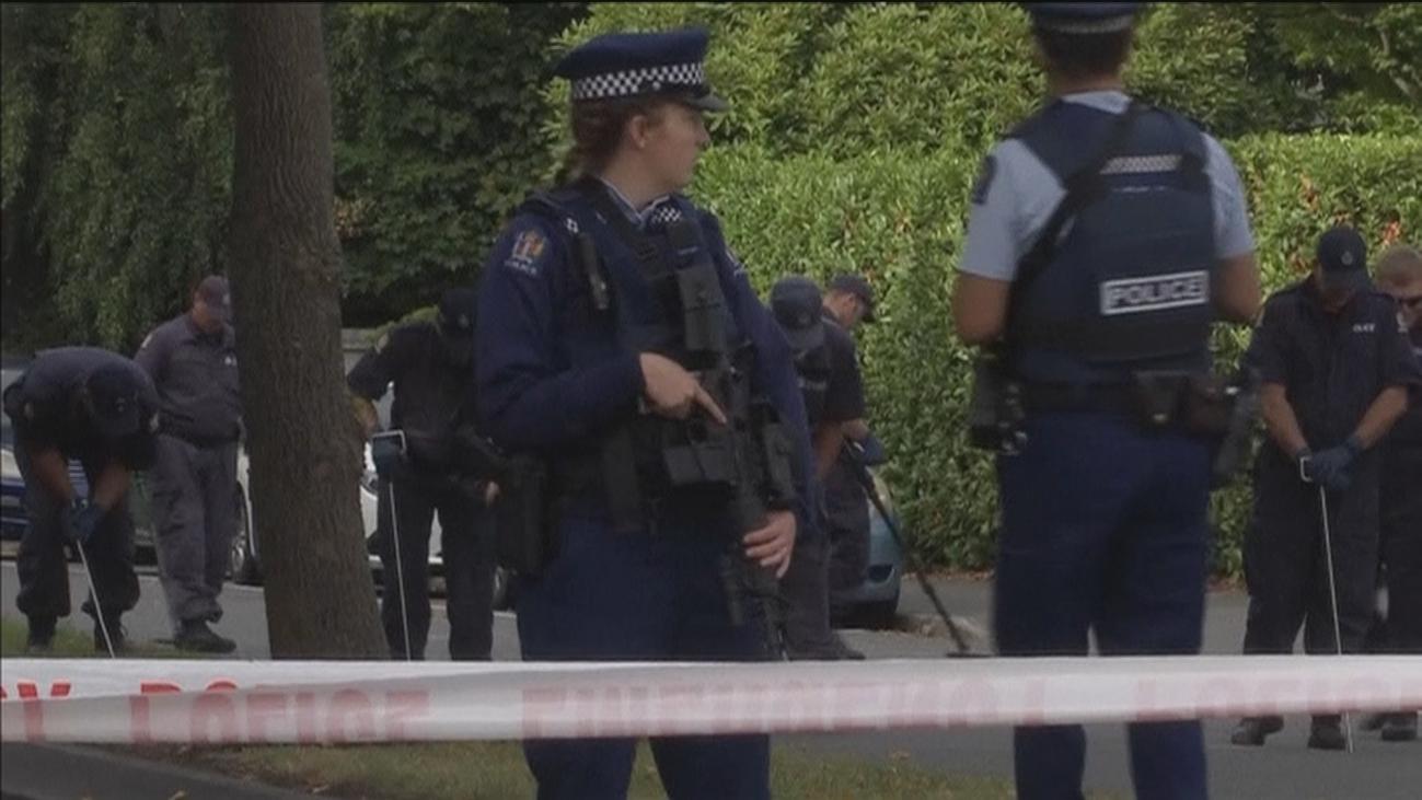 El asesino de Nueva Zelanda anunció lo que iba a hacer justo antes de la matanza