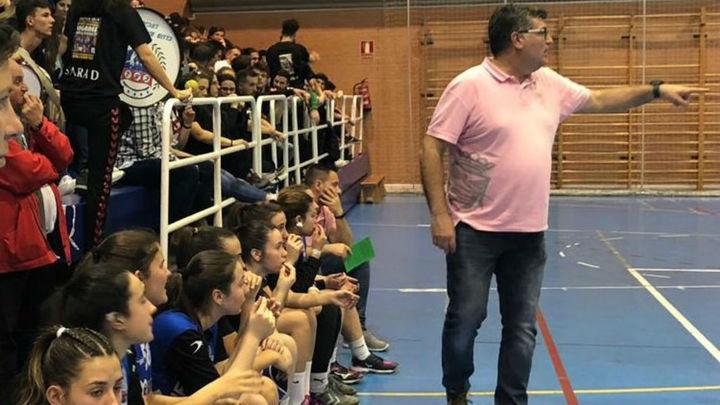 El futuro del balonmano madrileño se da cita en Leganés