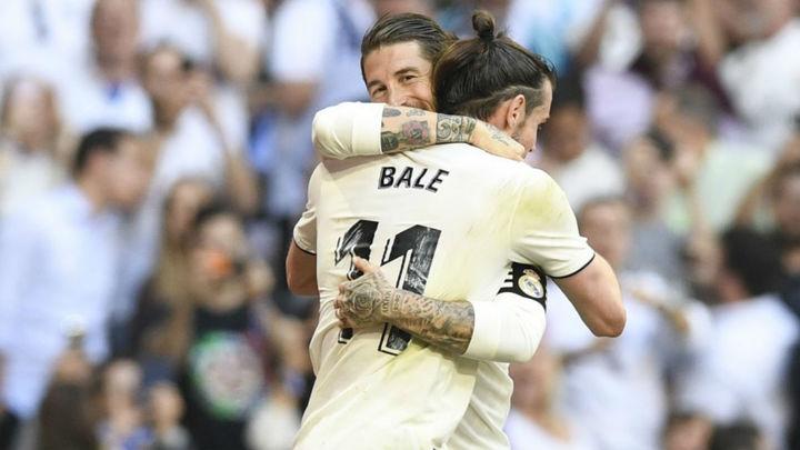 2-0. El Real Madrid renace con Isco y Bale