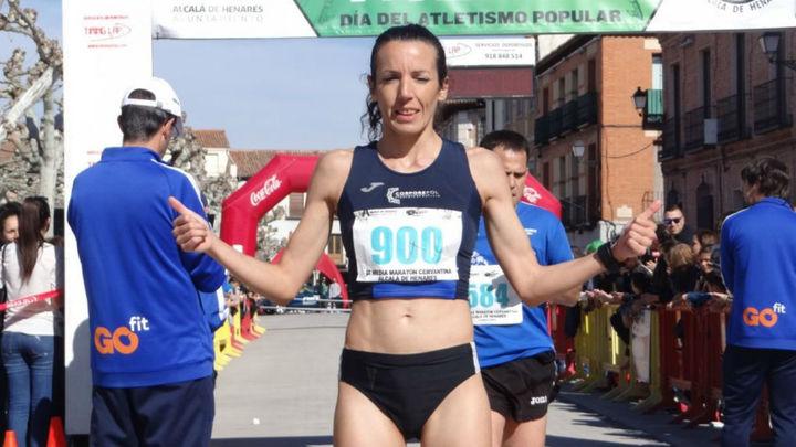 Entrevista a Victoria Pradilla, ganadora de la Media Maratón Cervantina