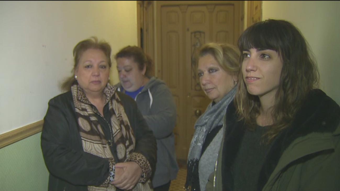 El Ayuntamiento da una vivienda pública a los inquilinos desahuciados de Argumosa