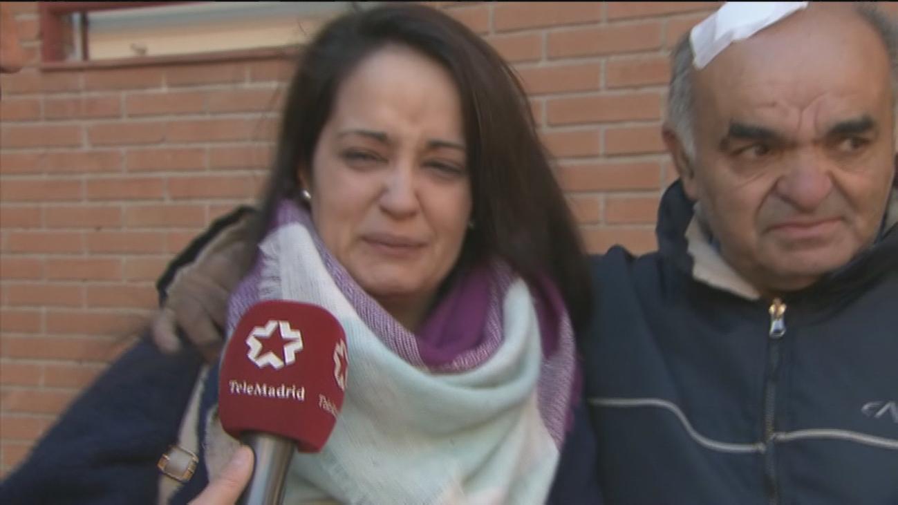 """La familia del muerto en Vallecas: """"Ha sido un asesinato"""""""